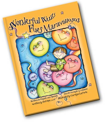 Wonderful Wuzs, a children's picture book by award-winning author Dr. Hope.